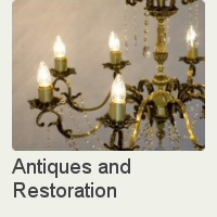 Antiques and restoration